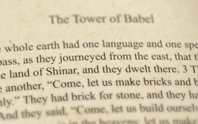 Tower of Babel – WIP – Gathering info