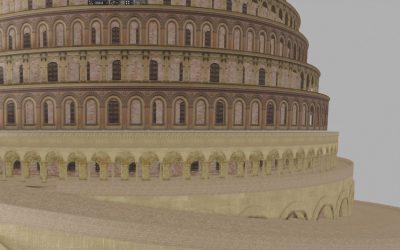 Tower of Babel – WIP – Tower Build